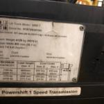 Hyster 251911 lift truck model
