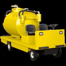 Mortec MX480 Vacuum truck