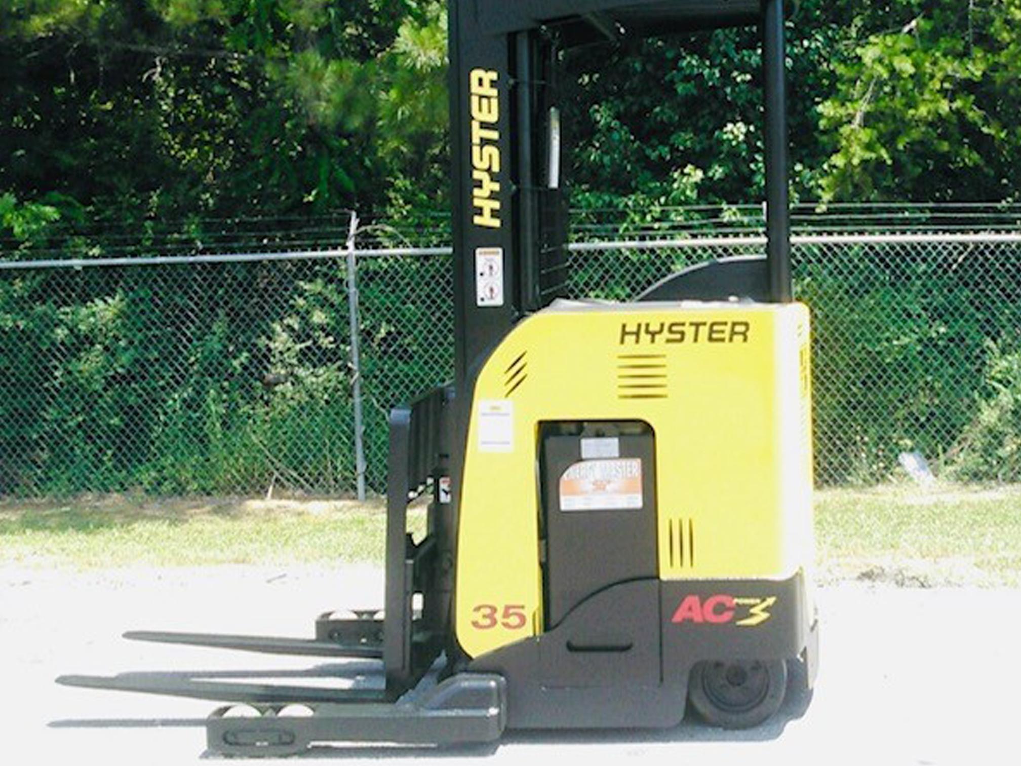 Hyster N35ZRS2 forklift full size