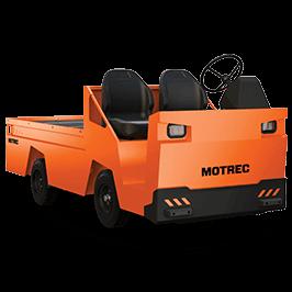 MC 480 industrial vehicle