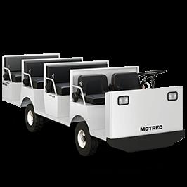 Mortec MP 500 industrial vehicle