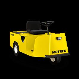 Three wheel MT 280 Mortec vehicle