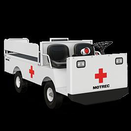 MX 360 Ambulance vehicle