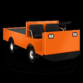 Mortec MC 360 Industrial Vehicle