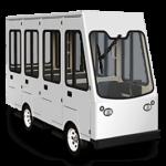 Mortec MP 800 industrial vehicle