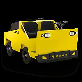 Mortec MT440 Railcar Vehicle