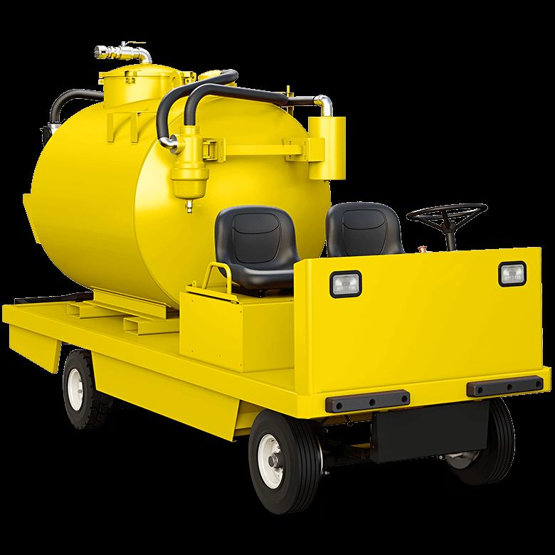 Motrec MX 660 Vacuum Truck graphic