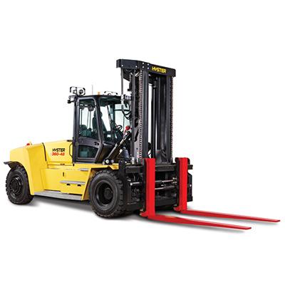 hyder high capacity forlift