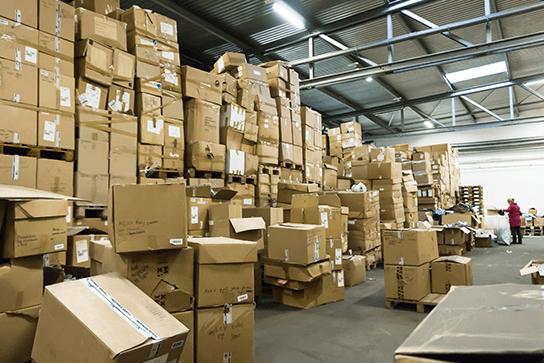 Logistics challenges